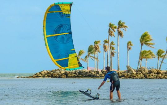 Kitesurf cursus Scheveningen